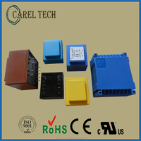 CE ROHS approved PCB mounted encapsulated transformer 220V 5V, transformer 220V 6V, transformer 220V 9V