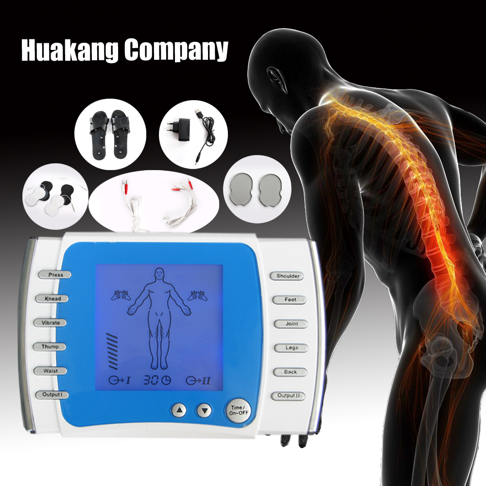 2 output peripheral nerve stimulator with voice