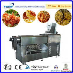 Hot Sale Italian Industrial Pasta Micaroni Noodle Processing/Making Machine