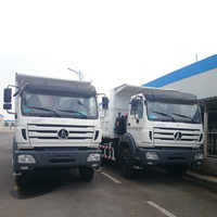 North Benz NG80 WEICHAI Engine Price of Delivery Truck