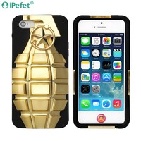2016 Special Design 3D Microphone TPU Mobile Phone Case for iPhone 5/5S 5SE