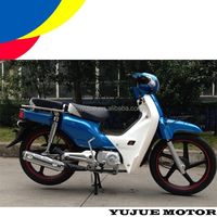 Morocco popular C90 eec 50cc docker mini moto motorcycle for sale