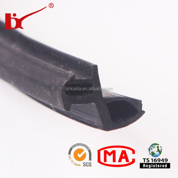 Chinese factory garage door bottom weather seal