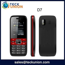 D7 1.8inch Dual sim latest cheap china mini mobile phone