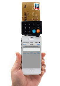 Mobile Encrypted EMV Magnetic Smart Card IC Chip Card Reader for iphone and android with Keypad