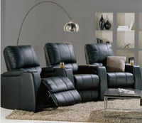 home theatre seating theater chair love seat recliner sofa KD-TH106