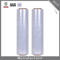 Clear Plastic Pallet Protective Stretch Film Manufacture