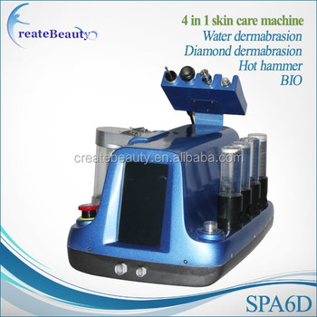 2016 BEST! Professional water dermabrasion facial beauty machine (CE Certificate)