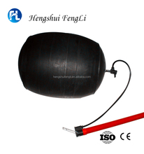 Fengli Rubber inflatable sewer pipe plugs rubber water block stopper