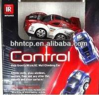 BHND92441 Remote controlled toy New Toy product Mini remote Car with Wall Climbing Function MOQ 200pcs