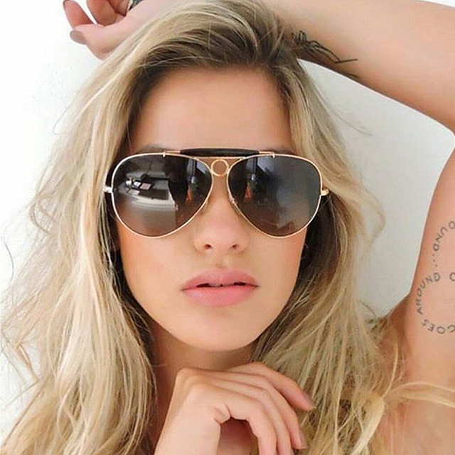 New style custom women supplier wholesale fashion sunglasses DLL97318