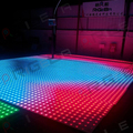 waterproof 61*61cm led dance floor outdoor stage digital dance floor