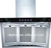 Side Suction Kitchen Cooking Hood Chimney Hood