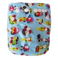 Naughty baby Eco friendly washable pocket Cloth Diaper breathable nappy reusable PUL urine pants