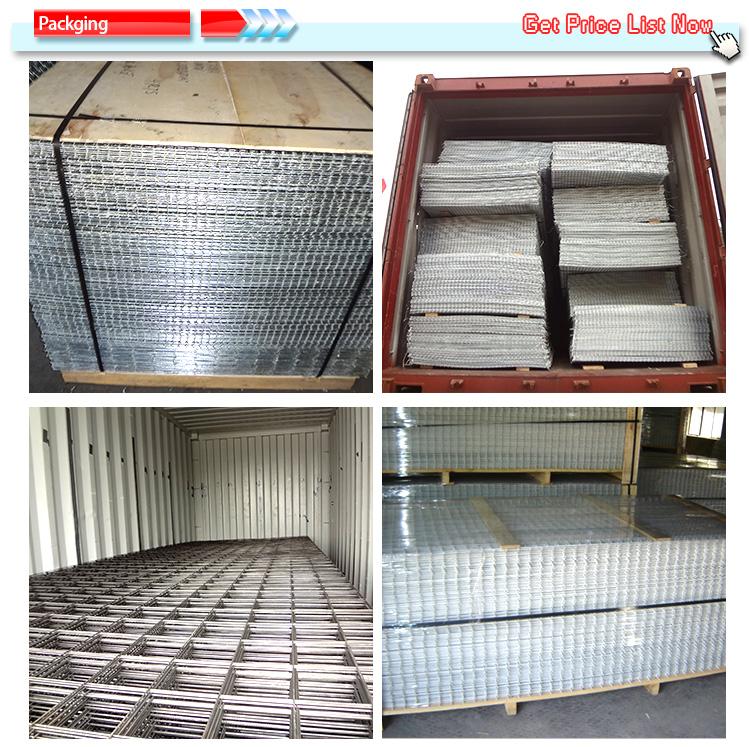 galvanized welded wire mesh for construction (ISO9001 factory)