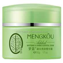 Zero additives herbal extract Whitening Shining Essential face Cream
