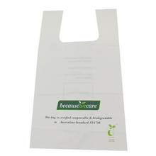 bio degradable plastic shopping bag manufacturer