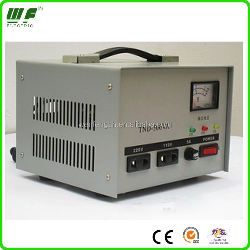 Single Phase Svc Automatic Voltage Stabilizer 500w Buy