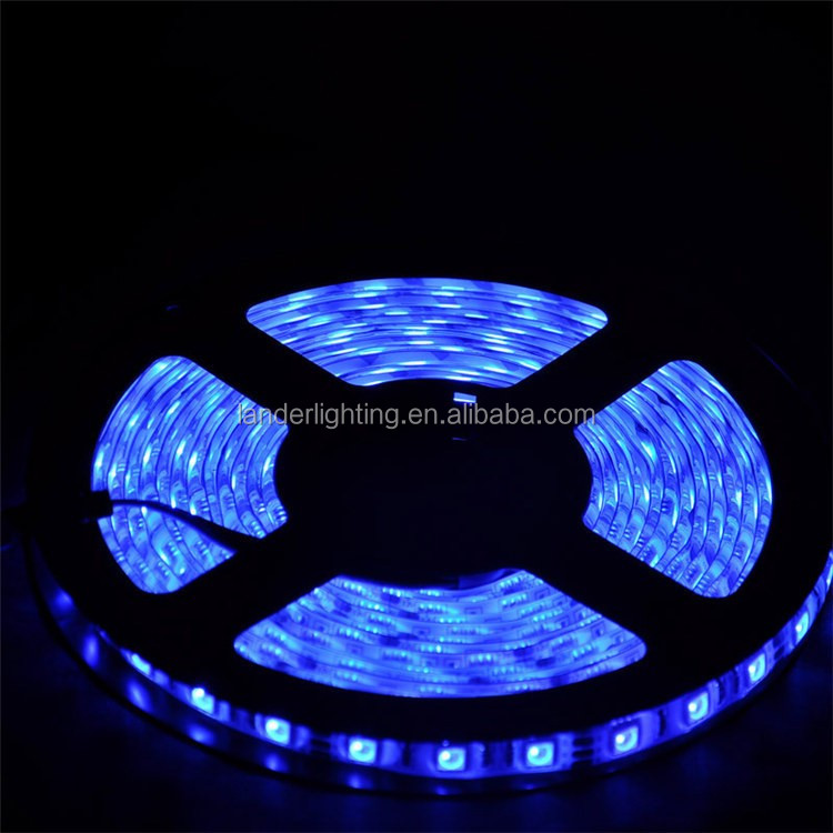 120pcs per meter blue waterproof dc power supply 12v 10a switch power supply 5m/reel most popular under counter led strip light