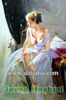 Figurative Oil Painting