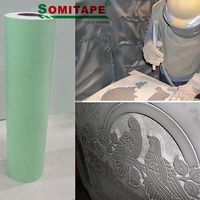 Sandblasting Vinyl/Translucent PVC Film for Glass and Marble Carving and Sandblasting