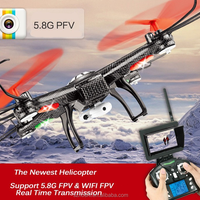 JJRC WLtoys V686 RC Helicopter 4CH