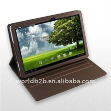 2 in 1 360 Degrees Rotating Stand/Case for Asus Eee Ped TF 101,Stands in Portrait and Landscape