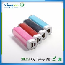 Dependable Supplier OEM Factory Power Bank Mobile Power