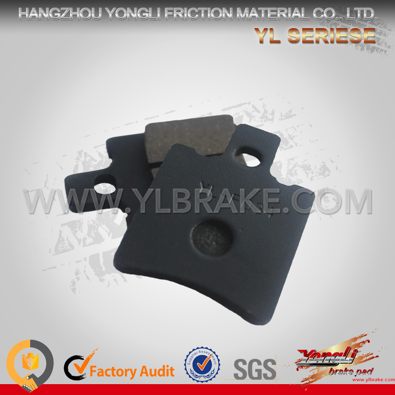 Low Price Low Dust Cg 125 Motorcycle Brake Pad