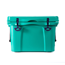 Everich Plastic Rotomolded Ice Cooler Box with Wheels
