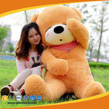 Extra large stuffed animals cute sleepy bear classic soft plush toy