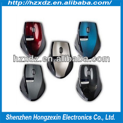 high quality Wireless mouse blue/red Gift wireless mouse