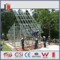 prefab steel frame house