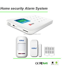 2016 WiFi GSM Wireless Home House Burglar fire alarm system