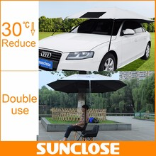 SUNCLOSE Factory direct sale motorcycle tire covers manual lifting device