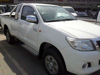 BRAND NEW 2014 HILUX 4*4 SINGLE CABIN