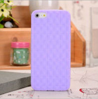 "For iphone 5 5"" silicone soft rubber case 2013 new products cute case"