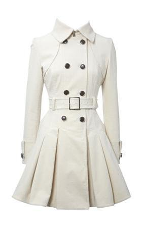 Ladies White Dress Coat - Buy Coat Product on Alibaba.com