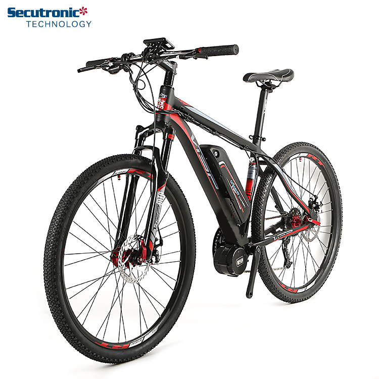 The Fast <strong>City</strong> 28 inch Center Motor 28' Frame Mid Drive E Cycle Cube Electric Bike For Tall Men