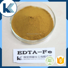 Iron chelated fertilizer edta fe 13% salt edta solubility water