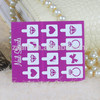 Big Style Wholesale ready-made tattoo stencil custom nail art stickers
