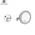 hotel use magnifying mirror with led light