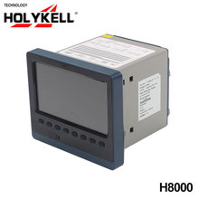 Touch screen data logger for flow meter 18channel pressure level temp flow paperless recorder