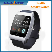 Sleep monitor Android IOS 260 mAh Li-polymer Battery NFC Built-in Heart rate monitor UX smart watch