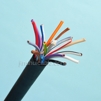 Main Product! LSHF(low smoke halogen free) control cable