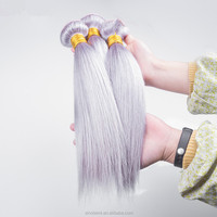 new fashion gray soprano remy hair for women