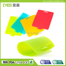100% Food Grade flexible Kitchen Silicone Cutting Board With Competitive Price