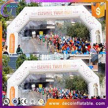 low price giant advertising inflatable arch for sports events