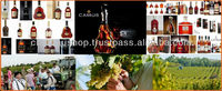 HENNESSEY,CAMUS, COURVOISIER, MARTEL, REMY MARTIN, ALL BRANDS OF COGNAC