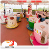 Hot children activity amusement theme park coffee cup/ fun theme parks rides for sale